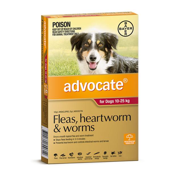 Advocate Dog 10-25kg