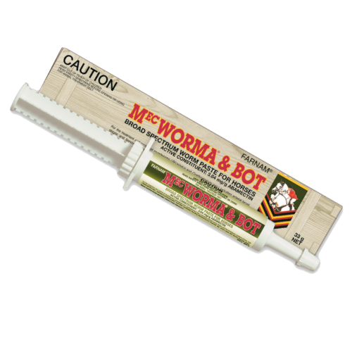 MecWorma & Bot 33g | IAH Mecworma