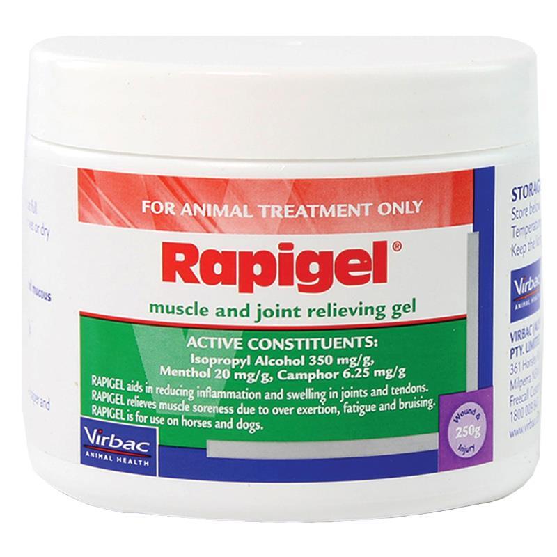Rapigel Sore Muscles Menthol Joint Pain