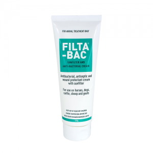 FILTA-BAC 120g Sunscreen Cream